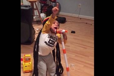 Bebé Bob Marley, el video más visto en Internet