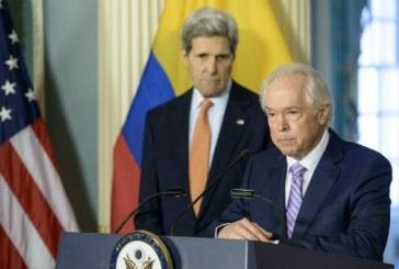 EEUU nombra enviado para proceso de paz Colombia