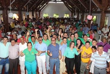 Los precandidatos al Concejo de Neiva del Partido Alianza Verde