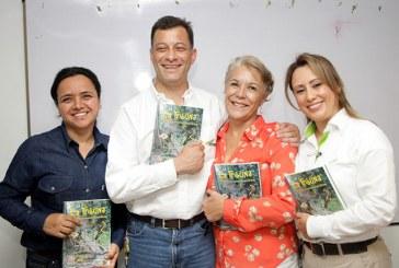 Presentan libro de sobre reserva ambiental 'La Tribuna'