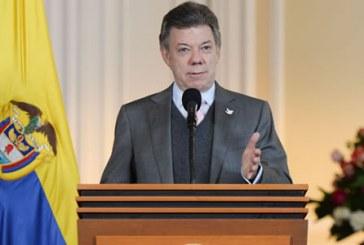 Santos: 'La salud hoy queda consagrada como un derecho fundamental'