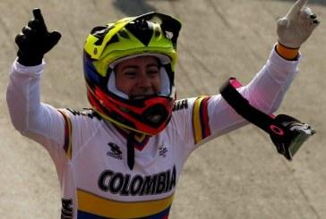 Mariana Pajón lidera ranking UCI 2015