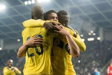 Selección Colombia se mantiene en tercer puesto de ranking FIFA