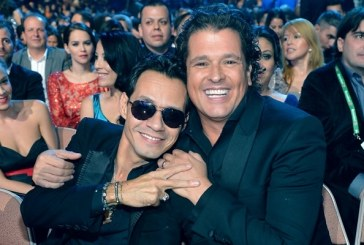 Carlos Vives y Marc Anthony, juntos de gira