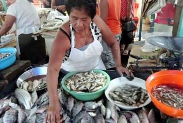 Controles a ventas de pescado en Neiva