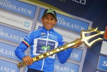 Nairo Quintana, campeón