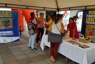Neiva participó en la lucha contra la Tuberculosis