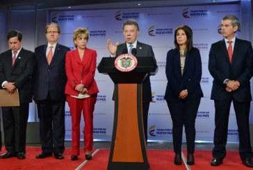 Santos: 'Las instituciones del Estado las tenemos que defender'