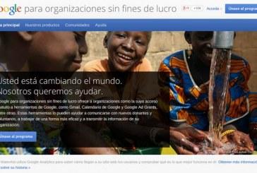 Google anuncia programa para organizaciones sin fines de lucro en Colombia