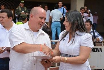 Huila conmemoró Día de las Víctimas