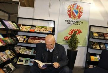 Huila en la Feria del Libro de Bogotá
