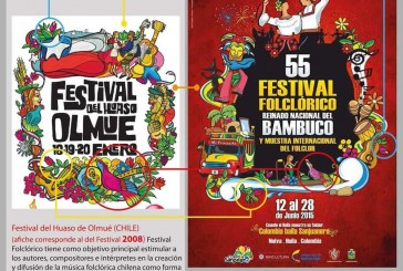 No hubo plagio en afiche del Festival del San Pedro