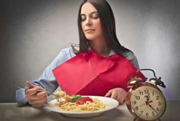 Beneficios de dedicarle tiempo a su alimentación