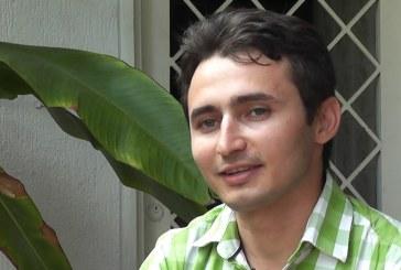 Daniel Sanz, quiere llegar al Concejo de Neiva