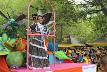 Desfile Reinado Departamental 2015