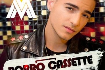 "Maluma estrena ""Borró Cassette"" nuevo sencillo"