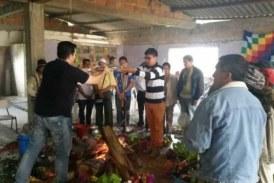 Rumiyaco en Pitalito con 'Plan Integral de Vida'