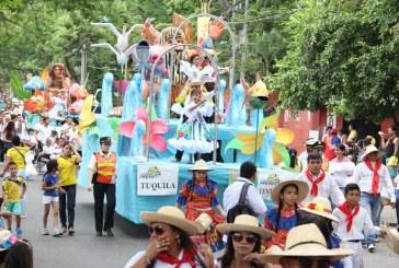 Sanjuaneritos adornaron las calles de Neiva