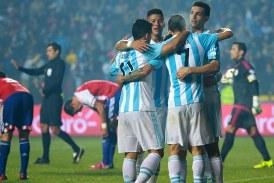 Argentina, con goleada rumbo a la gran final