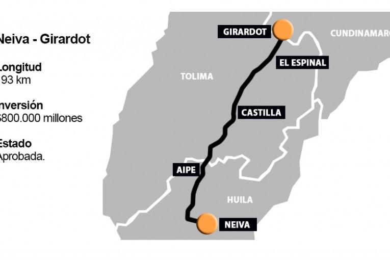 Aprobada Autopista Neiva – Girardot