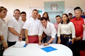 Chávarro inscribió su candidatura a la Gobernación del Huila