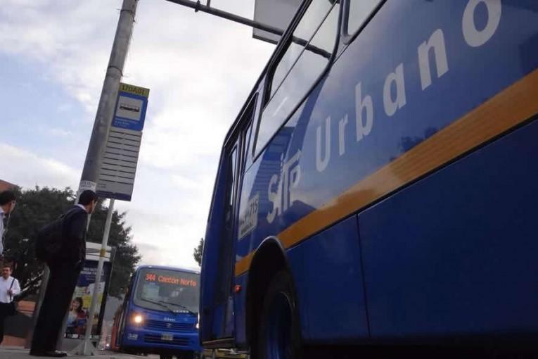 Conductora del SITP en Bogotá no fue violada