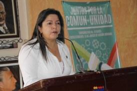 Designada alcaldesa encargada para Garzón