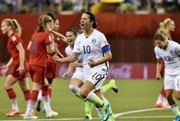 Estados Unidos se mete en la final del Mundial Femenino