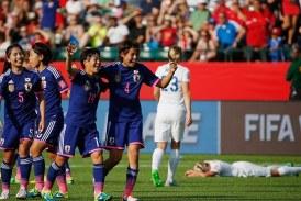 Mundial Femenino: Japón gana ante Inglaterra y llega a la final