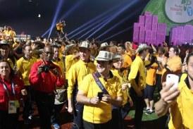 Toronto clausuró los XVII Juegos Panamericanos