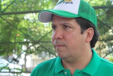 Andrade apoya campaña de Rodrigo Lara Sánchez
