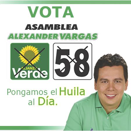 Alex Vargas