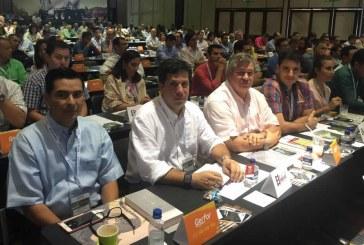 Rodrigo Lara Sánchez en el Congreso Colombiano de la Construcción