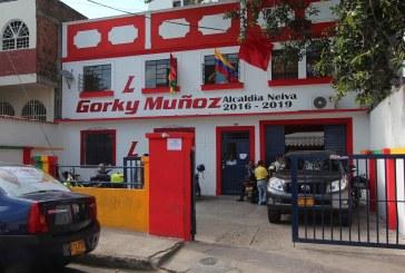 Atacan sede de candidato Gorky Muñoz