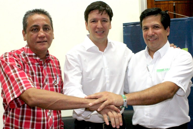 Juntos para lograr la paz política en la contienda electoral