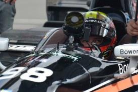 Gabby Chaves campeón de novatos en la IndyCar