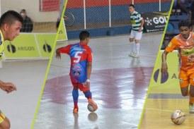 Utrahuilca ganó en la octava fecha de la Liga Profesional de Futsal