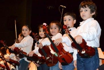 Gratuitamente, niños y jóvenes podrán formarse musical y artísticamente