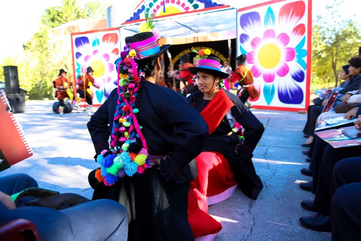 Danzas del Peru en el Festival 2