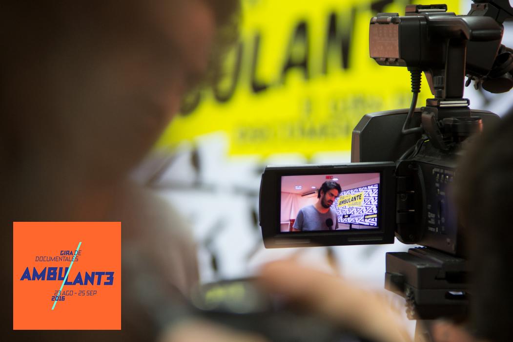 Ambulante anuncia programación de 3ª edición de Gira de documentales