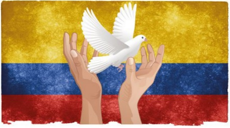 Concurso para que niños pinten cómo se imaginan a Colombia en paz ...
