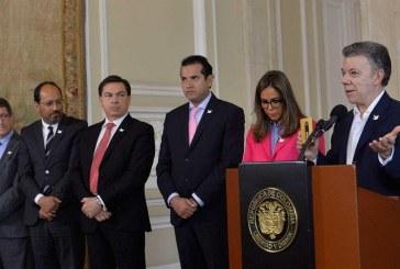 Santos lanzó el programa 'Universidades de Paz'