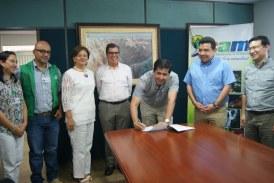 Convenio para la sostenibilidad ambiental del Huila