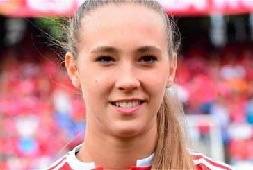 Nicole Regnier, la jugadora del América que ya no es hincha del Deportivo Cali
