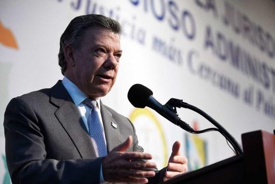 'Siempre con la Ley, tenemos que lograr el sueño más grande para Colombia'