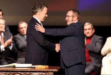 Gobierno y Farc firmaron nuevo acuerdo de Paz