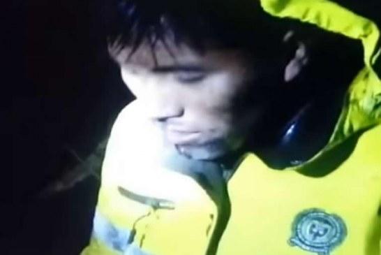 Impactante video sobre el rescate del técnico Erwin Tumirí, en avión del Chapecoense