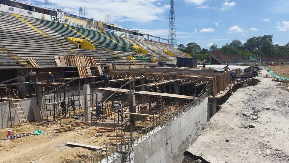 Hallazgos fiscales por $12.684 millones en remodelación del estadio de Neiva