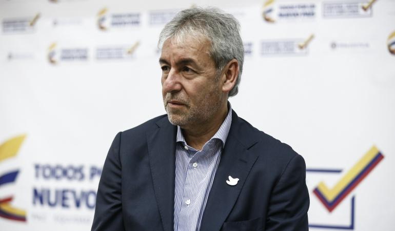 Renunció el ministro de Justicia Jorge Eduardo Londoño