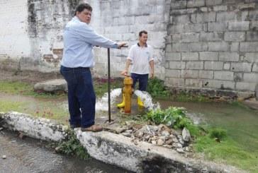 Restablecido el servicio de agua en barrios de Neiva